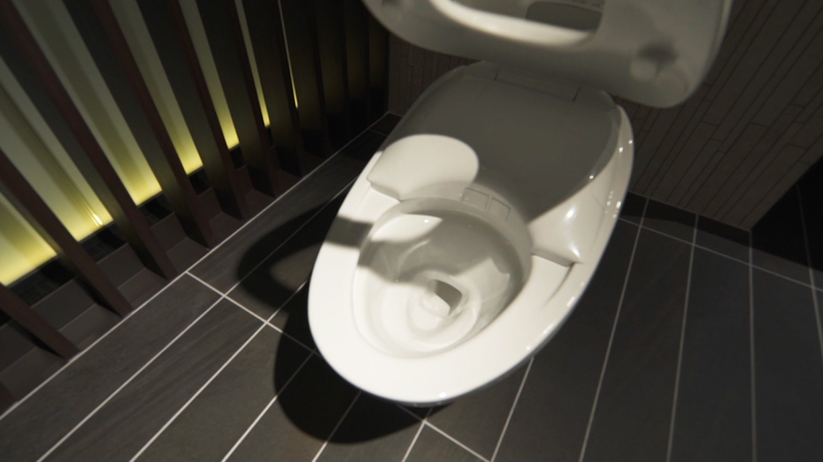 japanese heated toilet seat. Japan is now so notorious for its complicated  smart toilets that earlier this year the Sanitary Equipment Industry Association standardized How s music playing water spraying TOTO took over