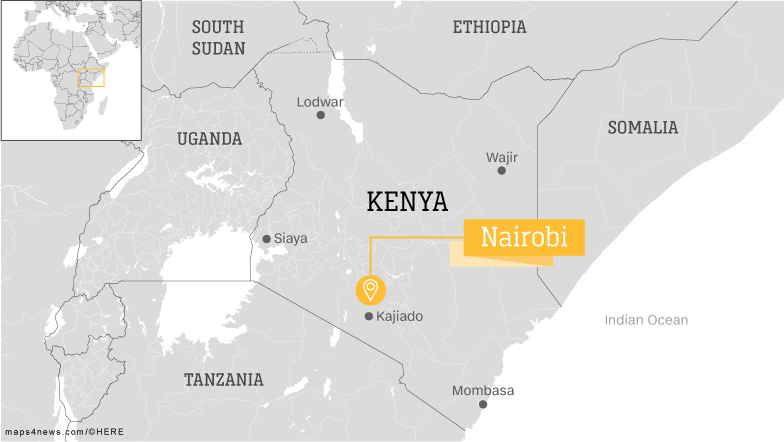 Nairobi: The fastest city on the planet?
