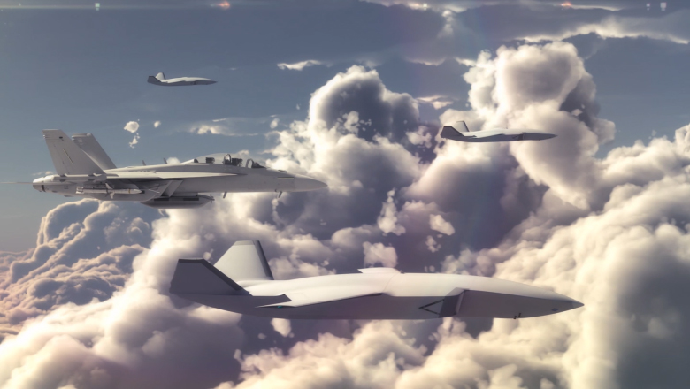 Australia to develop new military drone
