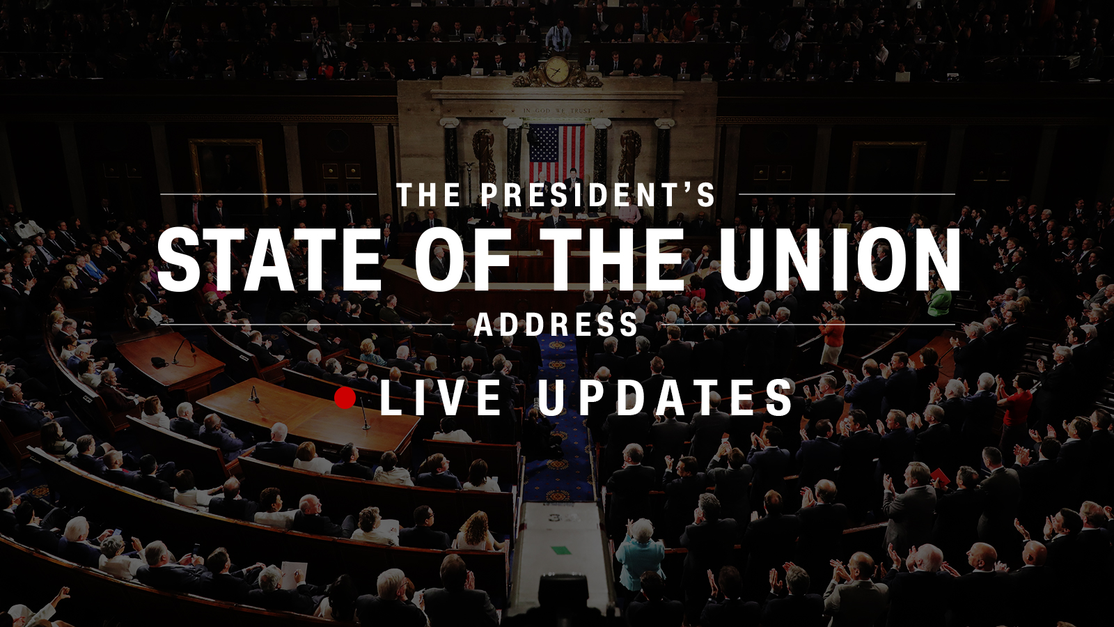 Cnn To Live Stream President Trump S First State Of The Union Address