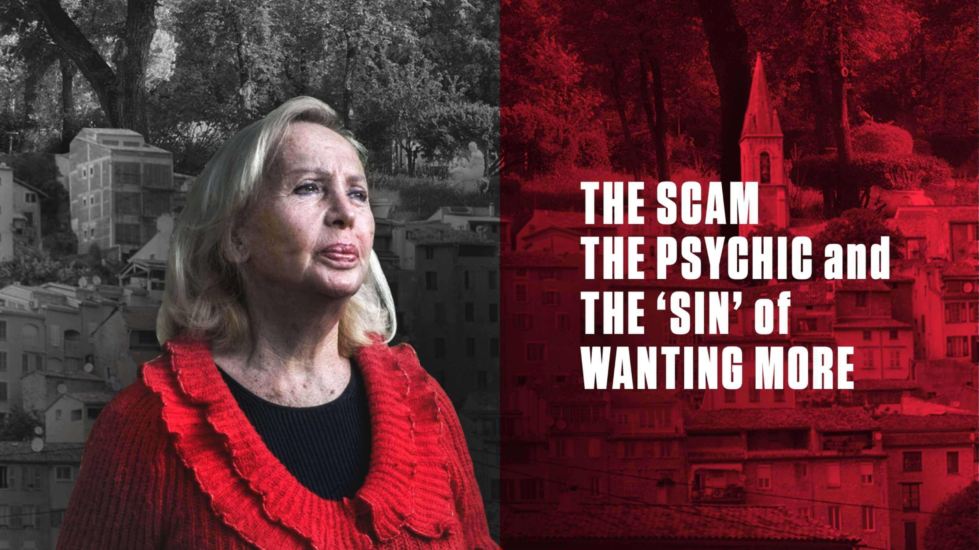 The scam, the psychic, and the sin of wanting more - CNN