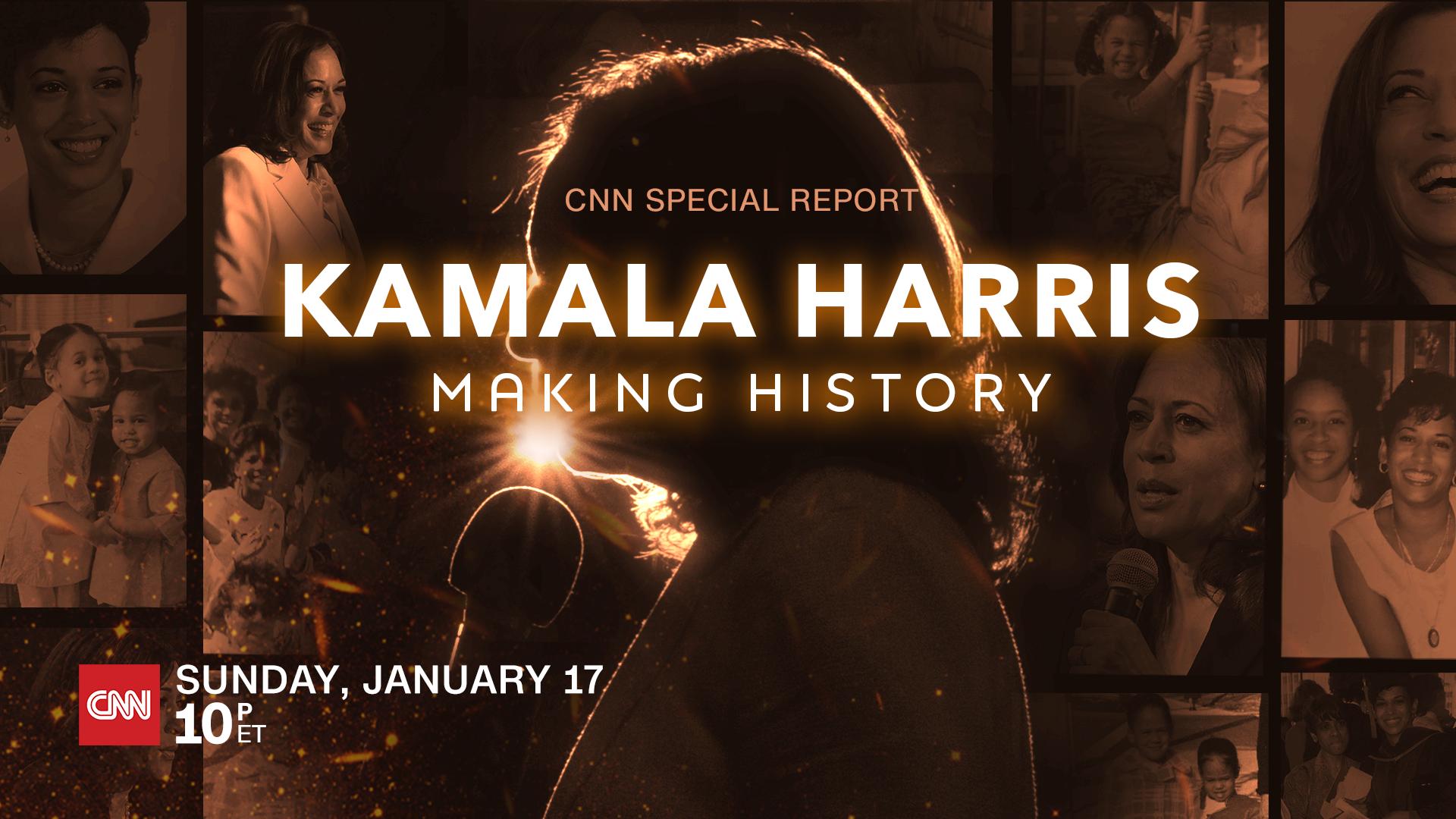 cnnpressroom.blogs.cnn.com: CNN SPECIAL REPORT: Kamala Harris: Making History