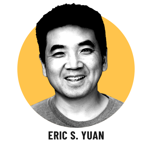 Perspectives Eric S Yuan