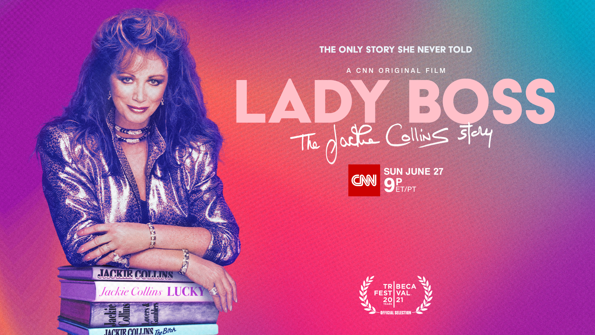 Lady Boss: The Jackie Collins Story - CNN