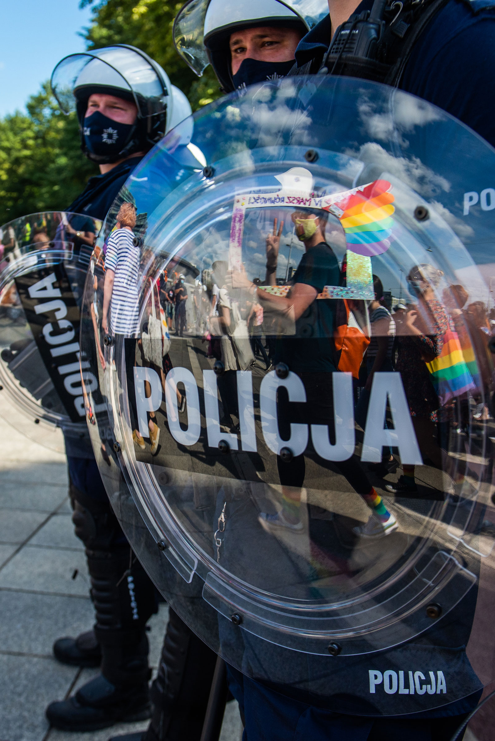 16 - In Poland's 'LGBT-free zones,' existing is an act of defiance -