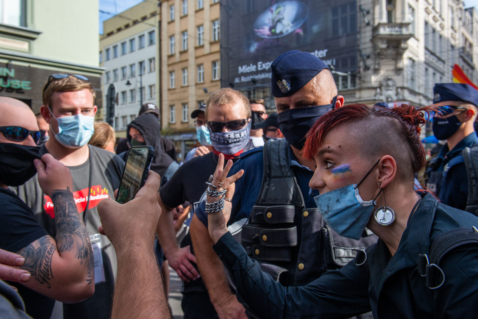 17 - In Poland's 'LGBT-free zones,' existing is an act of defiance -