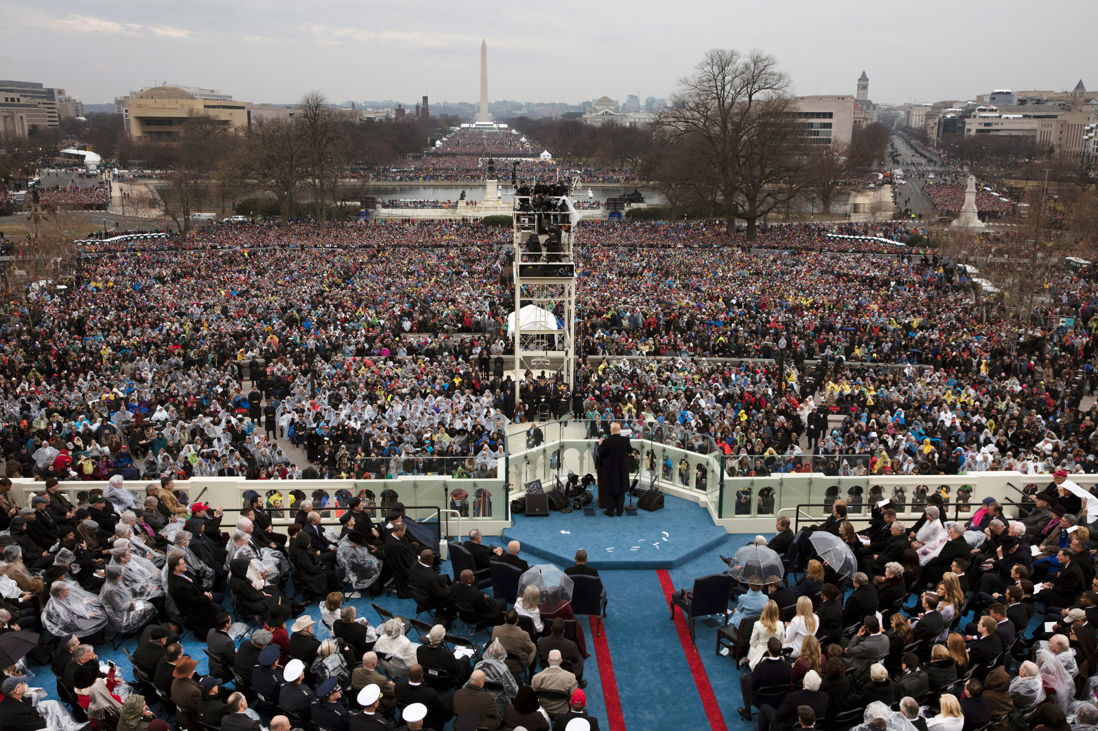11 - What we won't see at this year's inauguration