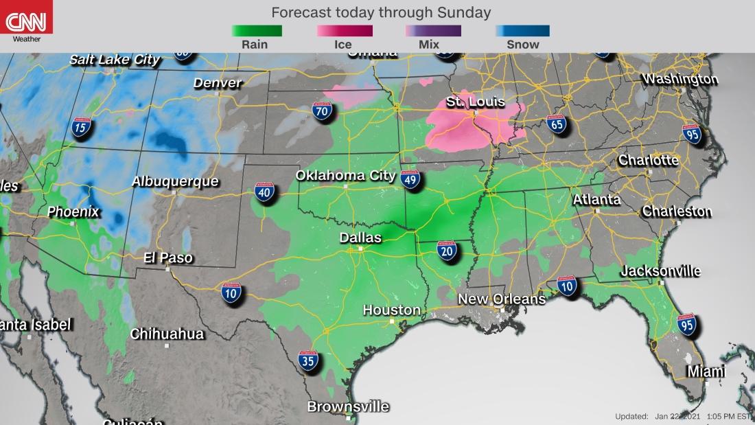 Weather Radar Map Florida.Cnn Storm Tracker Cnn Com