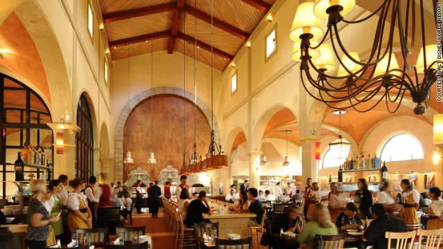 Six Best Eats At Disney World Cnn Travel