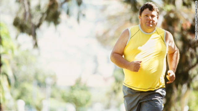 Study: Pleasantly plump may live longer