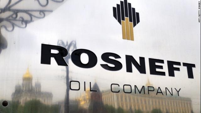 Report: BP close to selling stake to Rosneft