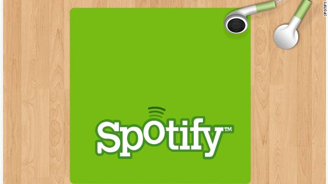 Spotify and AT&T announced two deals with Ford and General Motors at the 2013 Mobile World Congress in Barcelona to provide for superfast mobile broadband and voice-controlled music service.