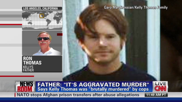 Revealing details of Kelly Thomas' death