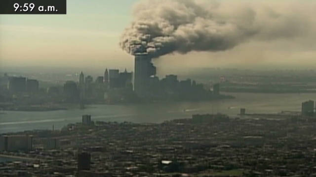 Look back at how September 11 unfolded