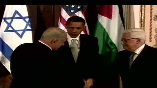 2011: Why no Middle East peace talks?