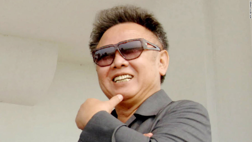 Habitually clad in a boiler suit and huge dark glasses, North Korean leader Kim Jong Il is an unlikely style icon.
