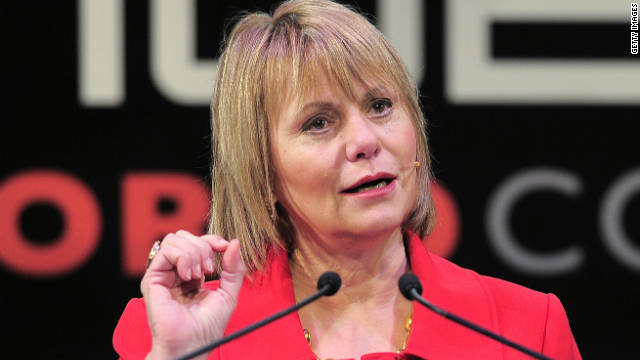 Ousted Yahoo CEO Carol Bartz is known for her liberal use of profanity in the workplace.