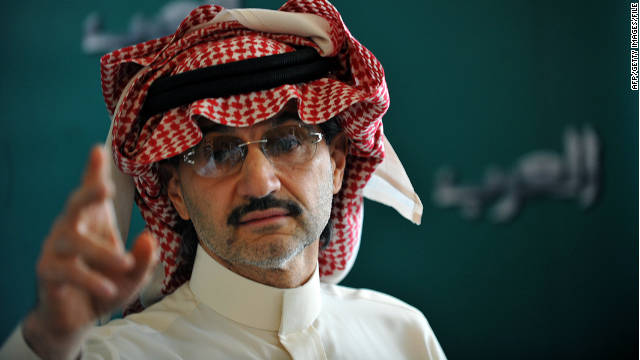 Saudi Prince Alwaleed Bin Talal says he hasn't been to Ibiza, where the rape allegedly happened in 2008, in 10 years.