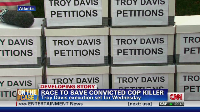 Should Troy Davis' life be spared?