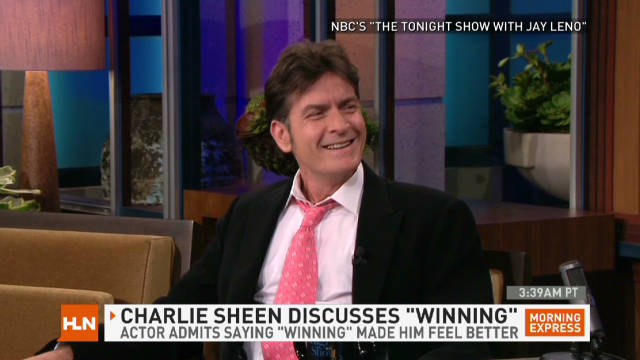 Charlie Sheen: I was 'losing'