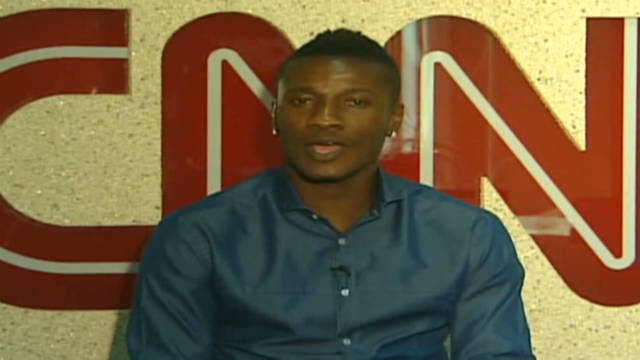 Gyan's explains surprising transfer