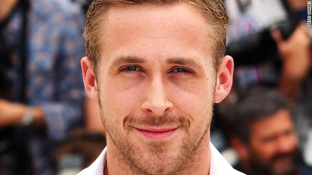 """[Ryan Gosling's] left arm alone makes him the Sexiest Man Alive. Hello, look at his abs!"" said Buzzfeed's Matt Stopera."