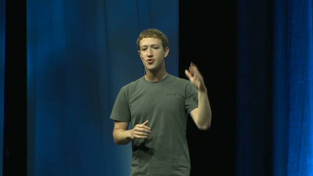 Facebook unveils 'Timeline' feature