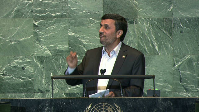 Some of the stereotypes of Iranian President Mahmoud Ahmadinejad fall short of the mark, says Jim Walsh.