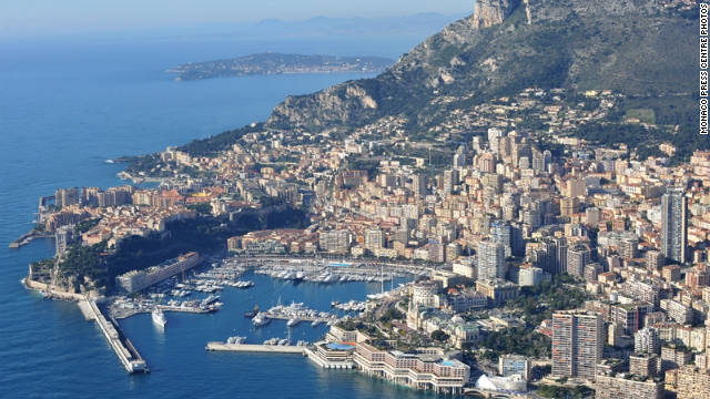 Monaco Land Of Superyachts Super Casinos And Super Rich CNN Travel - Is monaco a country