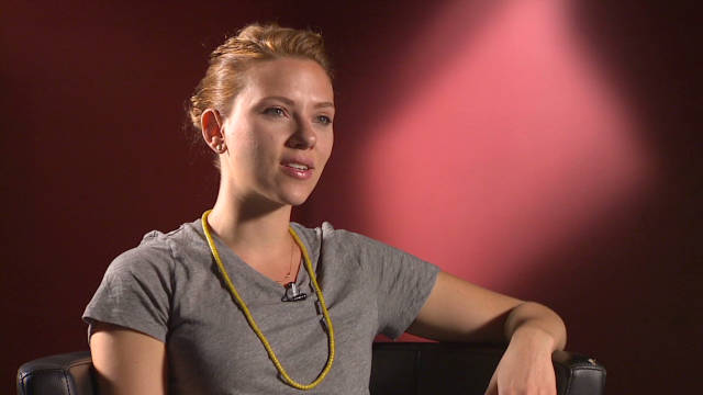 Scarlett Johansson on privacy and stardom