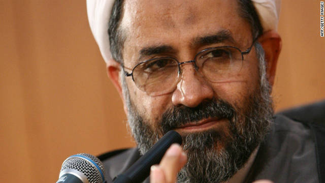 "Iranian Intelligence Minister Heydar Moslehi said the BBC was a company devoted to ""political intelligence."""