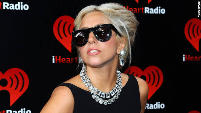 Lady Gaga dedicated a song to Jamey Rodemeyer at a concert in Las Vegas Saturday night.