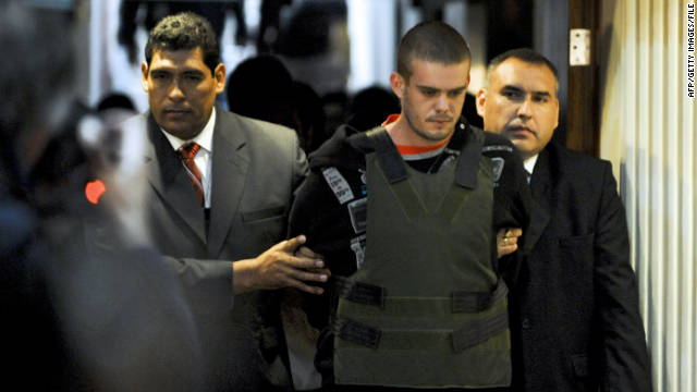 Joran van der Sloot's trial on murder and robbery charges is expected to start in January in Peru.