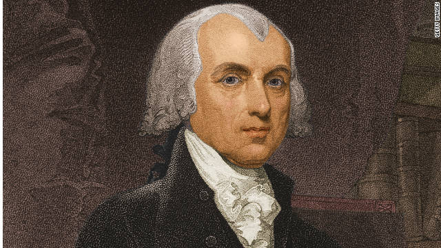 James Madison and other Founding Fathers recognized that parties would combat each other and slow down government.