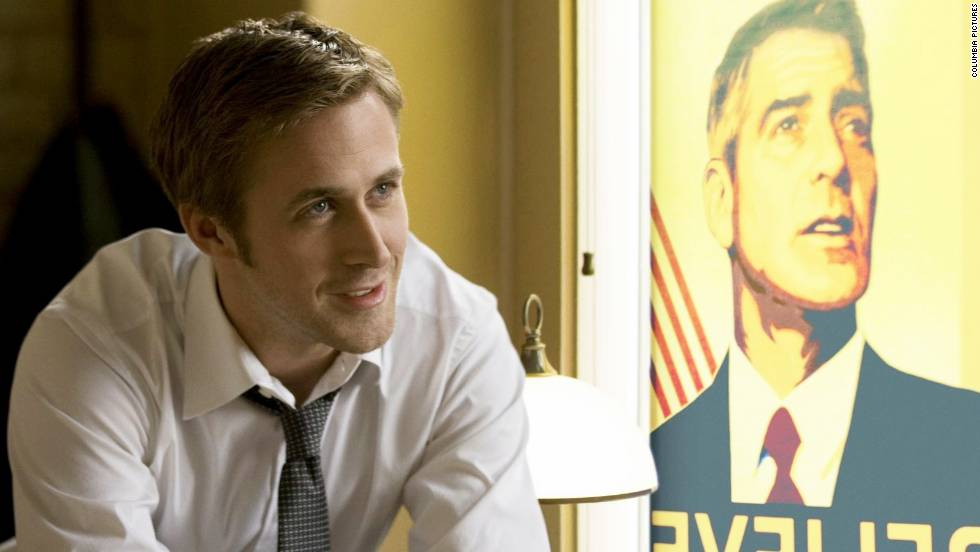 "<strong>""The Ides of March""</strong> stars Ryan Gosling and George Clooney. The political drama, is based on Beau Willimon's ""Farragut North"" -- about the 2004 Democratic primary."