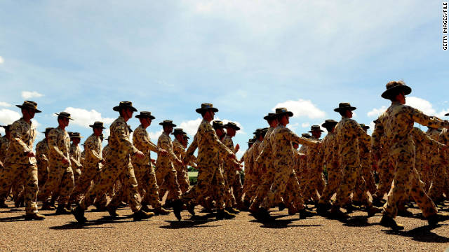 Australian women will soon be able to serve alongside their male counterparts in front-line combat roles.
