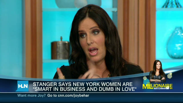 Matchmaker: New York women are 'dumb'