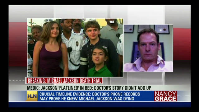 Godfather of Jackson children speaks out