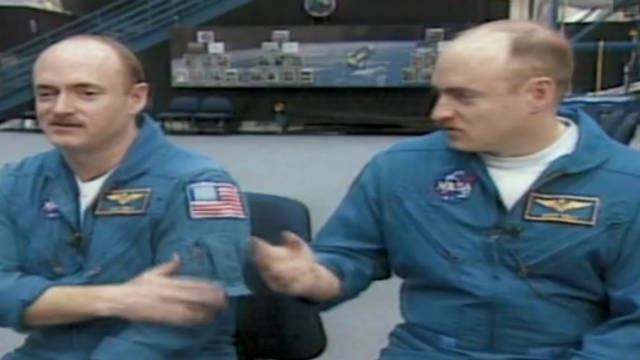 1999: First twins in space