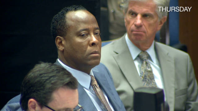 Conrad Murray trial wraps first week