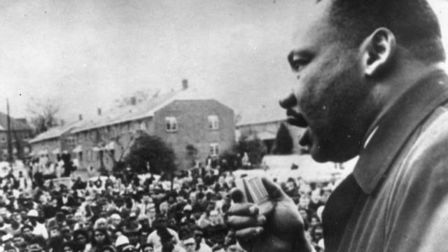 Remembering MLK as a friend