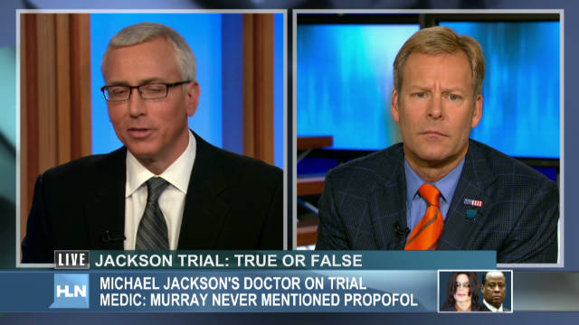 Dr. Drew breaks down Murray's claims