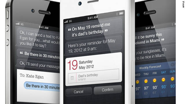 "Siri, the voice-enabled ""personal assistant"" on the iPhone 4S, usually listens and talks back on a range of issues."