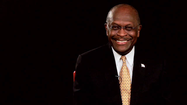 CNN Red Chair Interview: Herman Cain