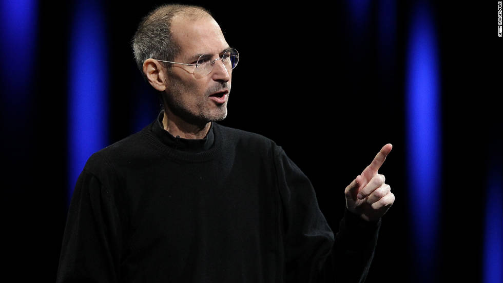 "Apple co-founder and Chairman Steve Jobs died October 5. Jobs was known as a visionary who helped craft the world's leading tech company. After battling pancreatic cancer and various other health issues, Jobs' family said he ""died peacefully ... surrounded by his family."" He was 56. <a href=""http://articles.cnn.com/2011-10-05/us/us_obit-steve-jobs_1_jobs-and-wozniak-iphone-apple-founder?_s=PM:US"">Full story</a>"