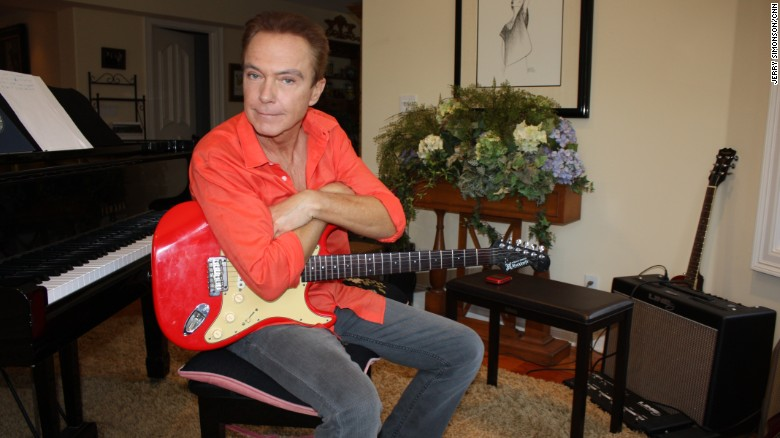 David Cassidy Hospitalized With Reported Organ Failure