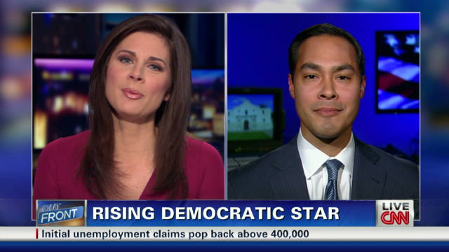 Rising Star Julian Castro