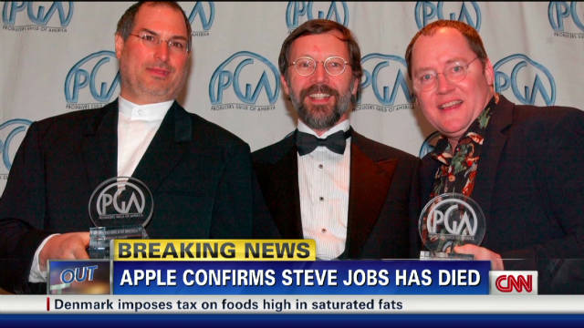 Steve Jobs, Apple founder, dies - CNN