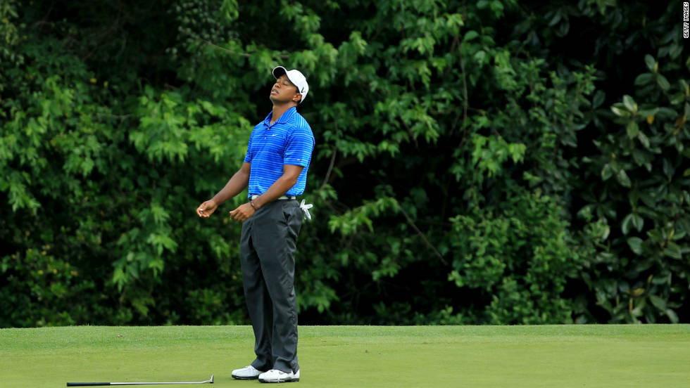 More recently, former world No. 1 Tiger Woods has struggled on the greens as he bids to get back to winning ways.