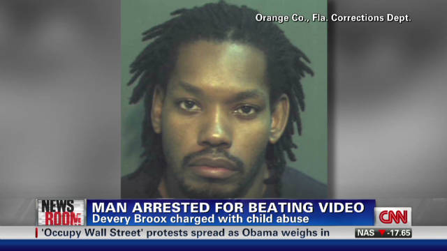 Man arrested for beating video_00002001